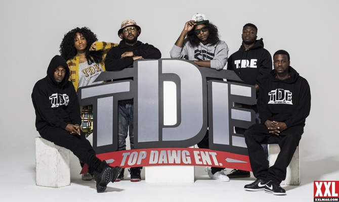 Did You Sign to TDE?